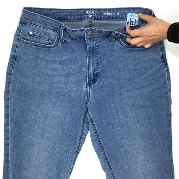 c4b621b1 Riders by Lee Jeans | Riders Womens By Lee Size W34 Denim Blue ...